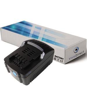 Outil Pile Batterie 1500 mAh pour Metabo bsz9.6 bsz9.6 Air Cooled