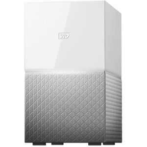 SERVEUR STOCKAGE - NAS  WESTERN DIGITAL My Cloud Home Duo - 6To