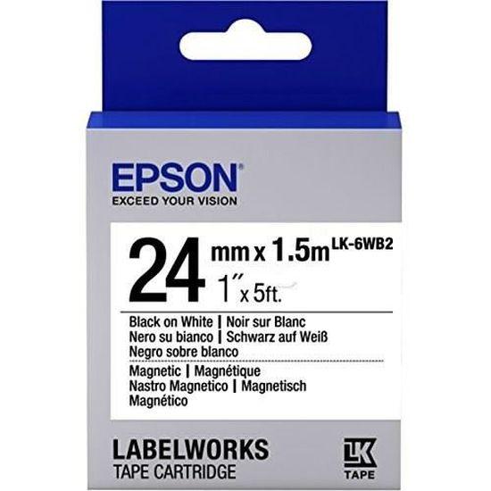 1,5 M. C43S015366 Epson Nastro nero ERC27B