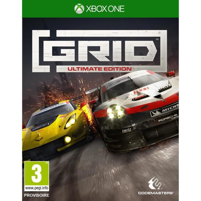 Grid Ultimate Edition Jeu Xbox One