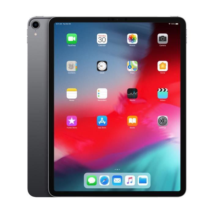 Apple iPad Pro, 32,8 cm (12.9-), 2732 x 2048 pixels, 256 Go,...