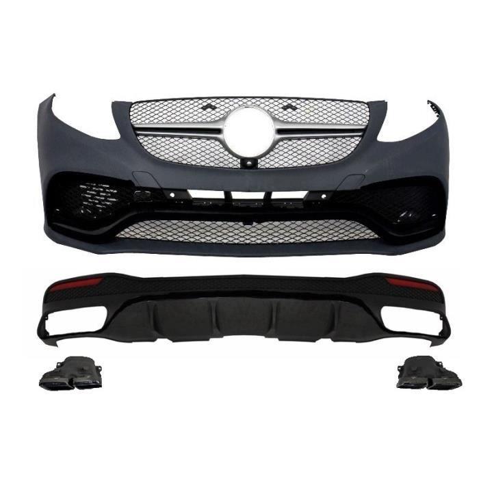 Kit carrosserie pour MERCEDES Benz GLE W166 VUS 15+ AMG Design
