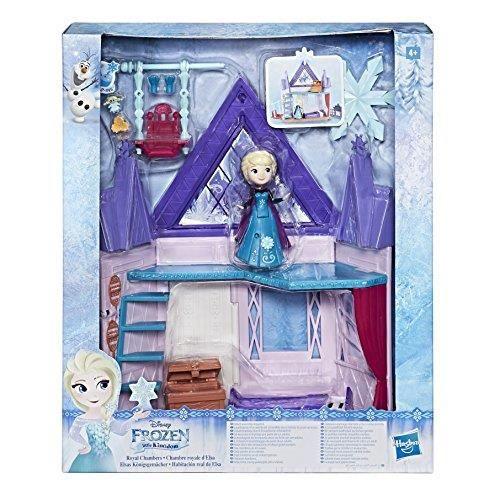 Disney Reine des Neiges Princess Mini-Poupée Chambre Royale, E0094 E0094