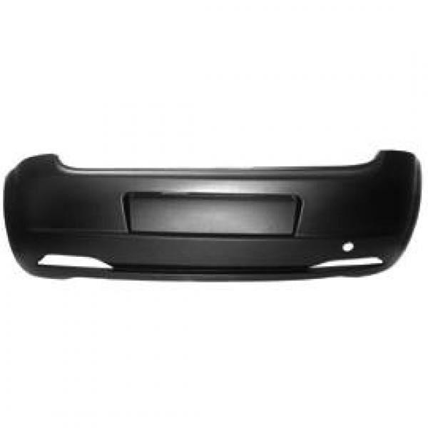 Pare chocs arrière (sans capteurs) FIAT GRANDE PUNTO (199) de 05 à 09 - OEM : 735418961 - 3456055
