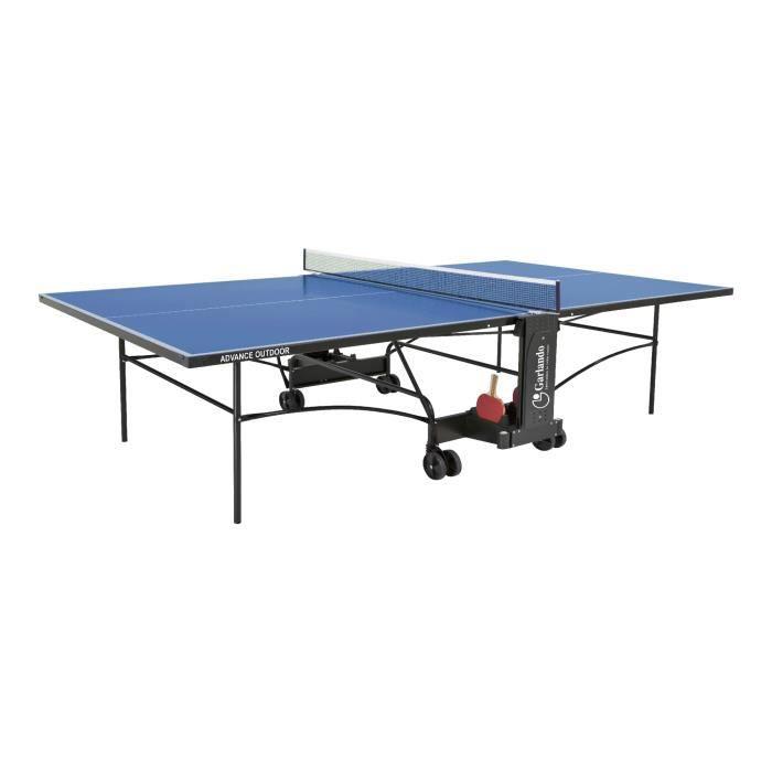 GARLANDO - Advance extérieur - table de tennis - Bleu - réf C-273E