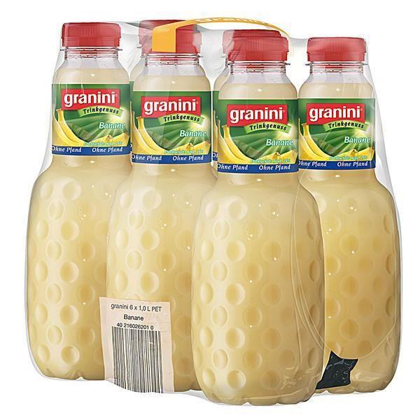 Granini bananes 6 x 1l
