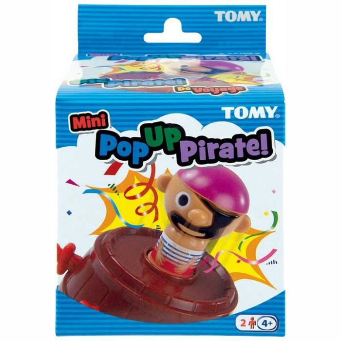 TOMY - Mini Pic'Pirate - E72461