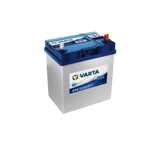 VARTA Batterie Auto A14 (+ droite) 12V 40AH 330A