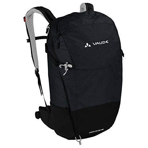 Vaude Prokyon Zip 20 Sac à dos compact pour la randonnée et les activités de plein-air Mixte Adulte, Black