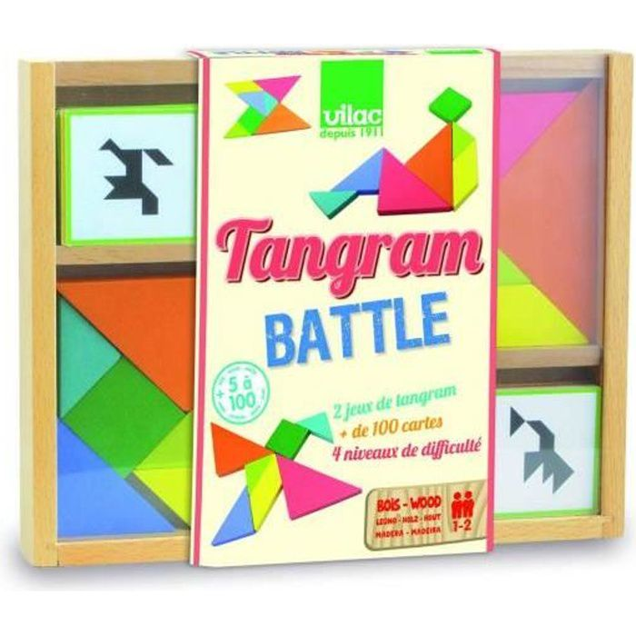 VILAC - Tangram Battle