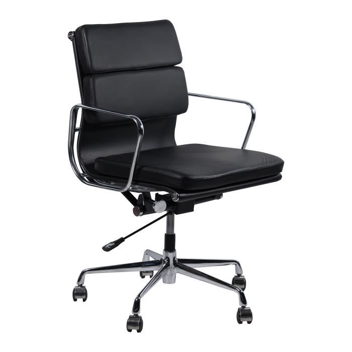 chaise de bureau eames ea217 achat vente chaise de. Black Bedroom Furniture Sets. Home Design Ideas