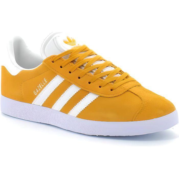 Gazelle adidas jaune - Cdiscount