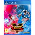 Jeux PS4 Street fighter