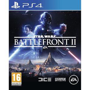 JEU PS4 Star Wars Battlefront 2 Jeu PS4