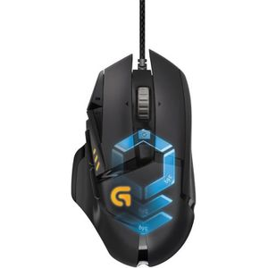 SOURIS LOGITECH Souris gamer RVB G502 Proteus Spectrum