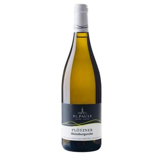 VIN BLANC Pinot Bianco Weissburgunder PLOTZNER St.Pauls vin