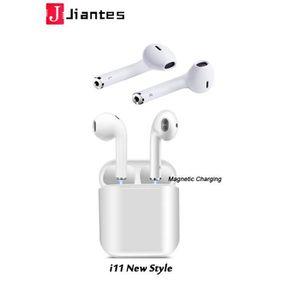 OREILLETTE BLUETOOTH I11 TWS Bluetooth 5.0 Oreillettes écouteurs sans f