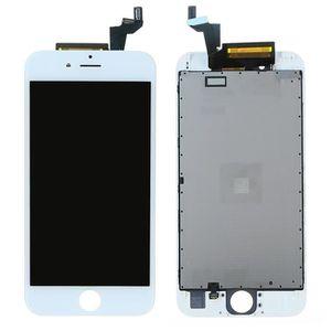 ECRAN DE TÉLÉPHONE Blanc Écran LCD Vitre tactile pour iPhone 6S