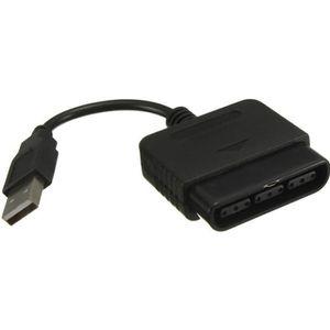 ADAPTATEUR MANETTE Câble Adaptateur Convertisseur USB Jeu Vidéo Pour
