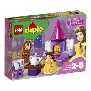 ASSEMBLAGE CONSTRUCTION Lego Duplo Disney Princess Belle Building Blocks T