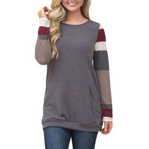 Golddigga Femme Armée Sweat à encolure ras-du-Cou Shirt T Tee Top Pull Pullover