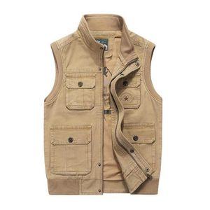 Grande taille dispo S à 7XL Mixte homme ou femme Gilet jacket en cuir