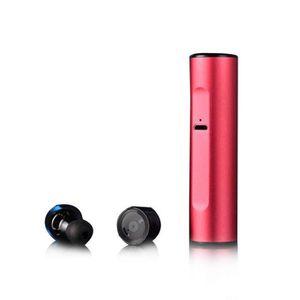 CASQUE - ÉCOUTEURS OKCSC S5 Bluetooth 5,0 TWS in ear écouteurs sans f