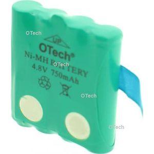 TALKIE-WALKIE Batterie talkie-walkie pour MOTOROLA TLKR T80 EXTR