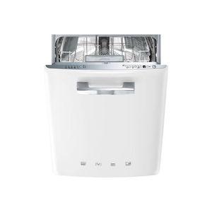 LAVE-VAISSELLE Smeg 50's Style ST2FABWH Lave-vaisselle intégrable