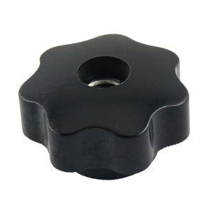 VIS - CACHE-VIS SODIAL(R) M10 10mm Dia Filetage noire Plastique et