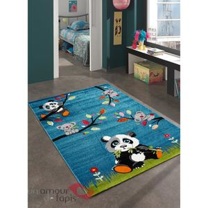 tapis enfant 140x200 achat vente tapis enfant 140x200. Black Bedroom Furniture Sets. Home Design Ideas