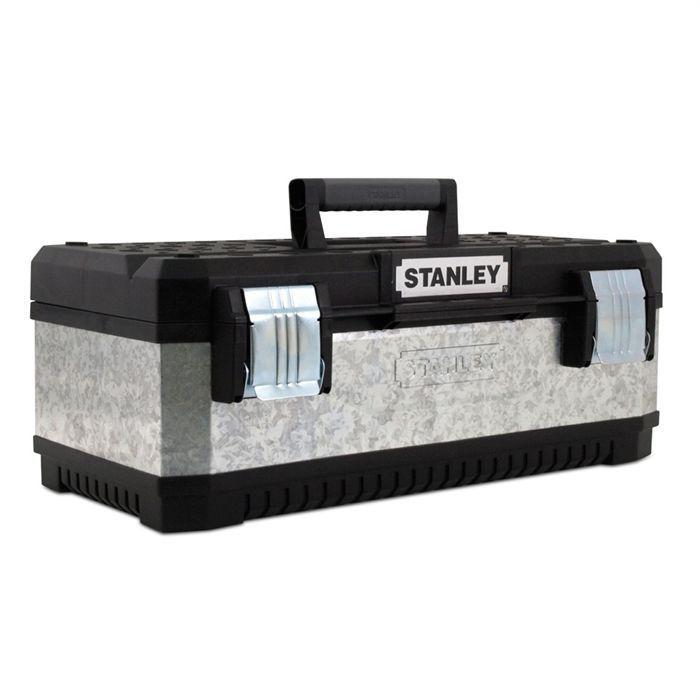 STANLEY Boîte à outils bimatière vide