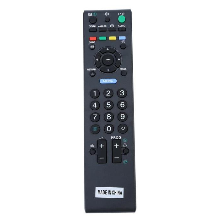 Contr?leur de télécommande, Télécommande de remplacement pour téléviseur Smart TV pour Sony RM-ED017