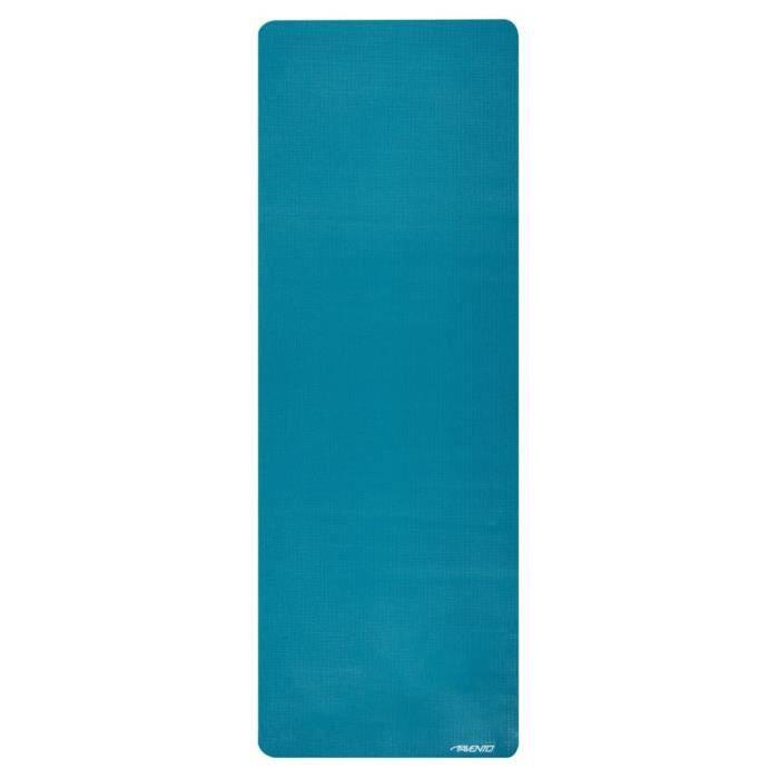 Tapis Intérieur Tapis de sol Fitness Haut de gamme Tapis de Sol Fitness Tapis de yoga Tapis de Gym - basique Bleu ®NMFKPC®