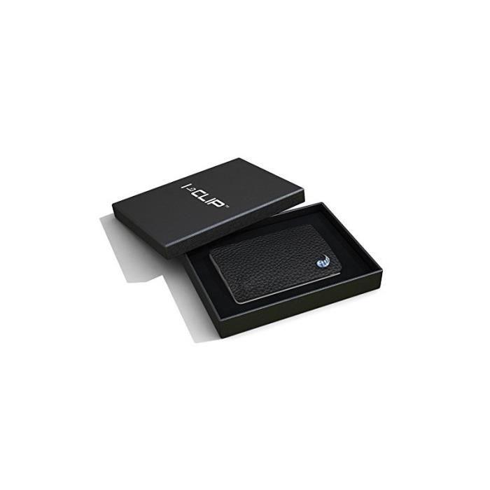 Porte-Carte I-Clip Noir