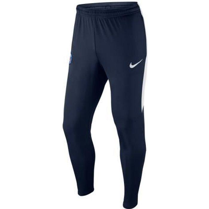 Pantalon de football Nike Paris Saint-Germain Select Strike Tech 2015/2016 - 693459-410