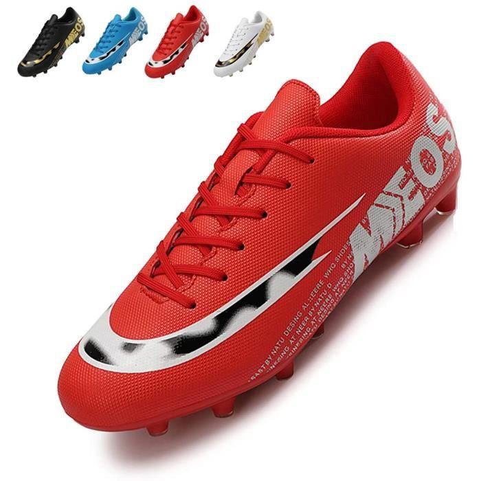 Chaussures de Football Chaussures D'Entraînement Pour Profession Athlétisme Chaussures de Piste