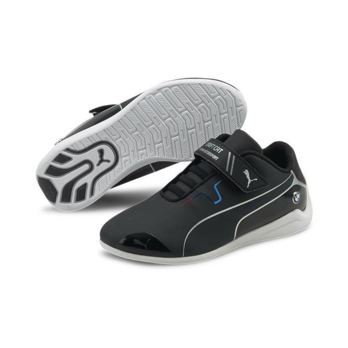 Chaussures de multisports enfant Puma BMW MMS Drift Cat 8 V PS - noir/noir - 33