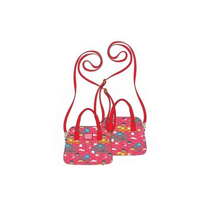 Sac A Main Hello Kitty - Sanrio 60Th Anniv Pink Wave