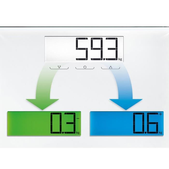 PESE PERSONNE ELECTRONIQUE MULTI 100 180 KG - 100 G