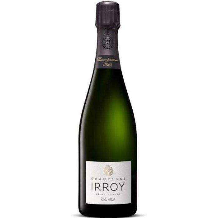 Lot de 12 - Champagne Irroy Extra Brut - 75 cl