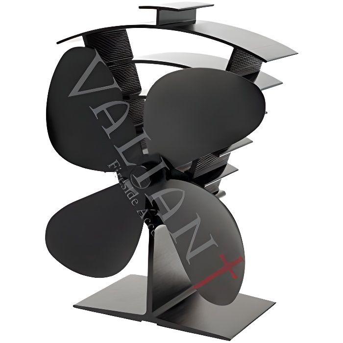 Valiant PremiAIR Ventilateur à chaleur de plaque de cuisson 4 pales Modèle 2014