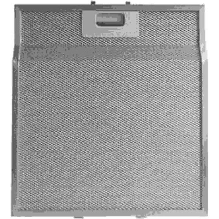 Filtre metal anti graisse (a l'unite) 282x314mm pour Hotte WHIRLPOOL