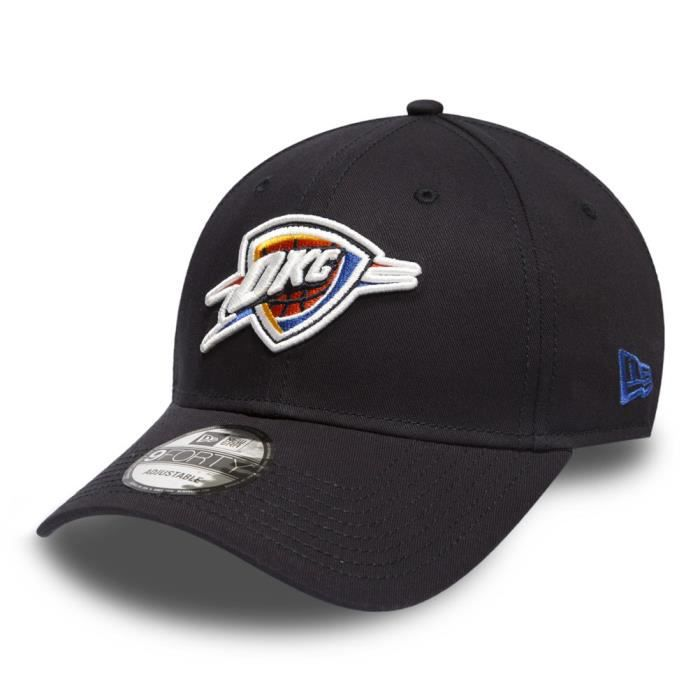 CASQUETTE NEW ERA oklahoma city thunder 9forty adjustable NB