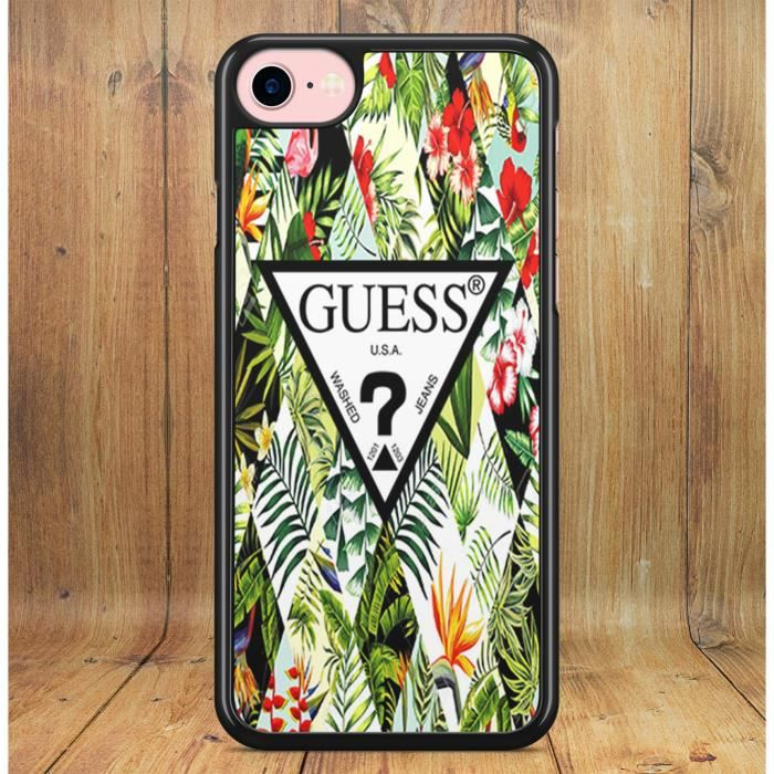 coque iphone 8 motif nature