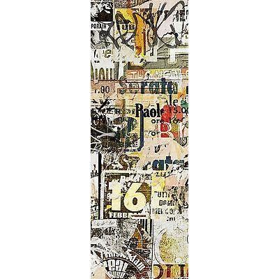 tapisserie murale déco Ponton soleil réf 1070 Papier peint lé unique