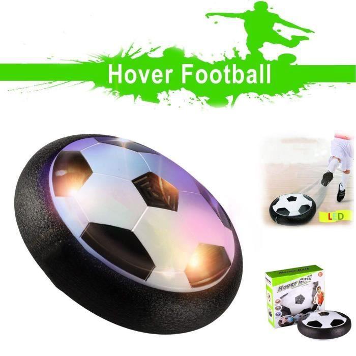 BILLE - CALOT Air Power Football pour Enfant, Ballon aeroglisseu