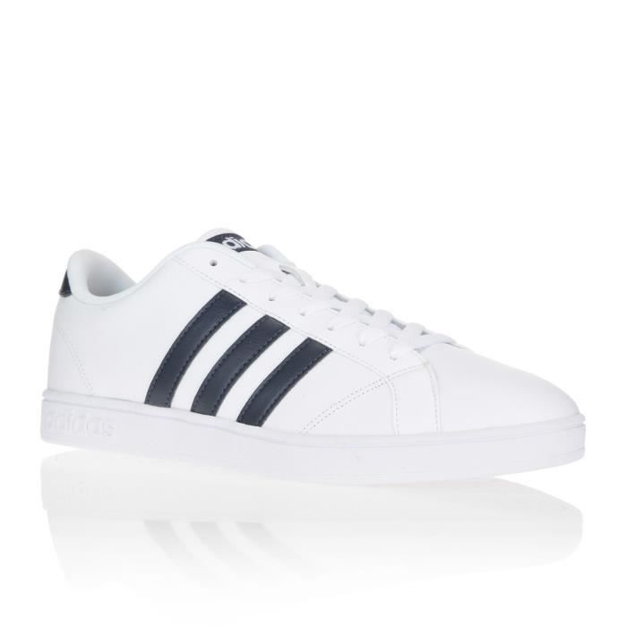 Chaussures Adidas Baseline noires homme oYWdGrT