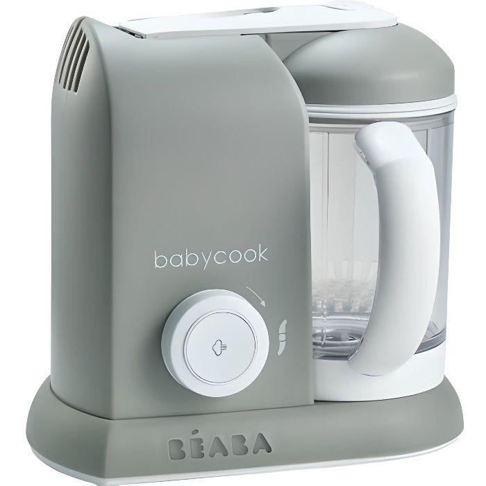 """ROBOT BÉBÉ 413033 Beaba 4-in-1 Baby Food Processor """"Babycook"""