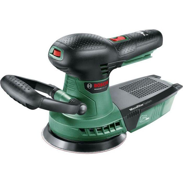 sans Batterie, 18 V, R/égime /à Vide : 11 000 tr//min, Carton Bosch Professional Ponceuse Vibrante sans-fil GSS 18V-10